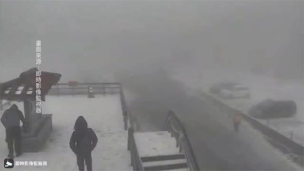 乾冷天氣!強烈大陸冷氣團來了 全台氣溫驟降 罕見二月颱可能形成