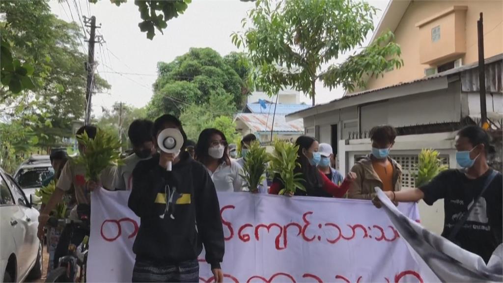 緬甸軍政府新年假期特赦2.3萬名囚犯 是否為反政變示威者仍未知