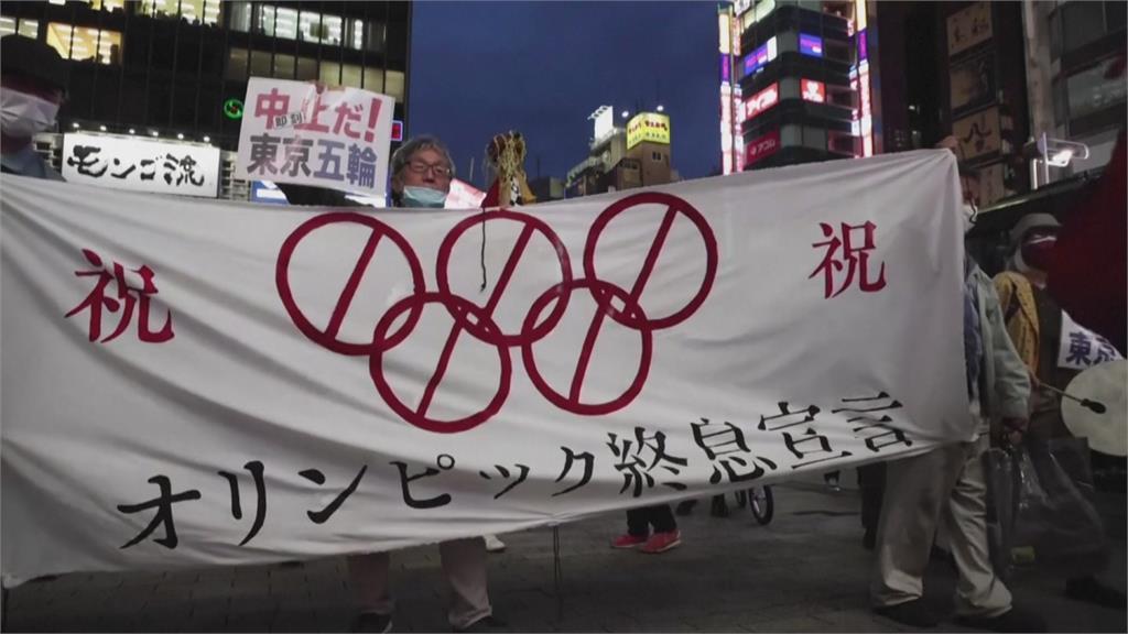 東京奧運變數多  反對聲浪高 82%日本人盼取消