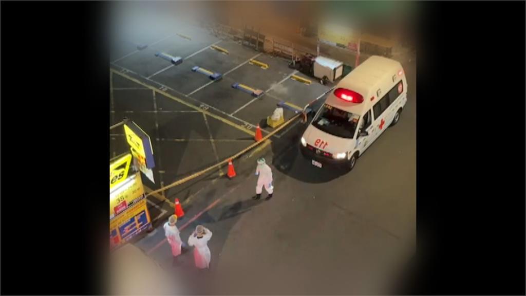 萬華救護車聲整晚不停 公園仍見街友群聚