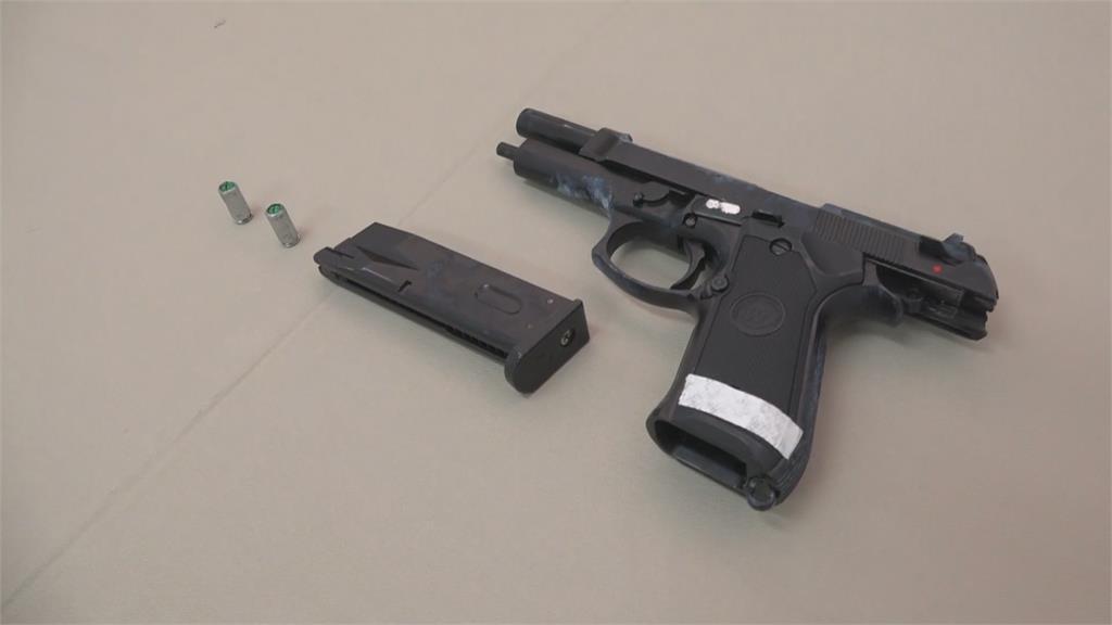 花蓮傳槍響留下2彈殼 警逮嫌犯稱好玩對空鳴槍