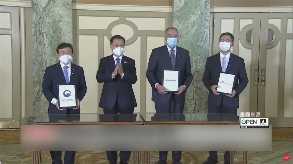 武漢肺炎疫苗成「國家戰略物資」 南韓國產疫苗估下半年進入三期試驗