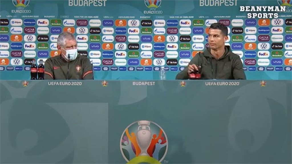 C羅5分鐘內進2球 成歐國盃史上進球王