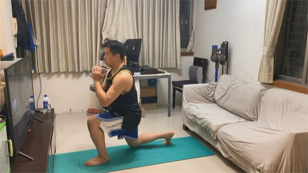 出不了門 在家運動吧! 徒手健身正夯 鍛鍊核心肌群塑身材
