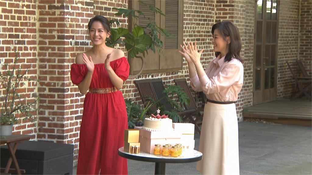 驚喜歡度33歲生日 蘇晏霈開出擇偶條件
