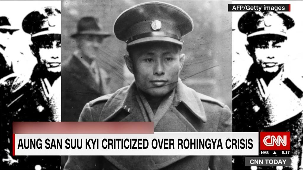 美媒傻眼!緬甸軍方發言人暗諷「翁山蘇姬蠢」