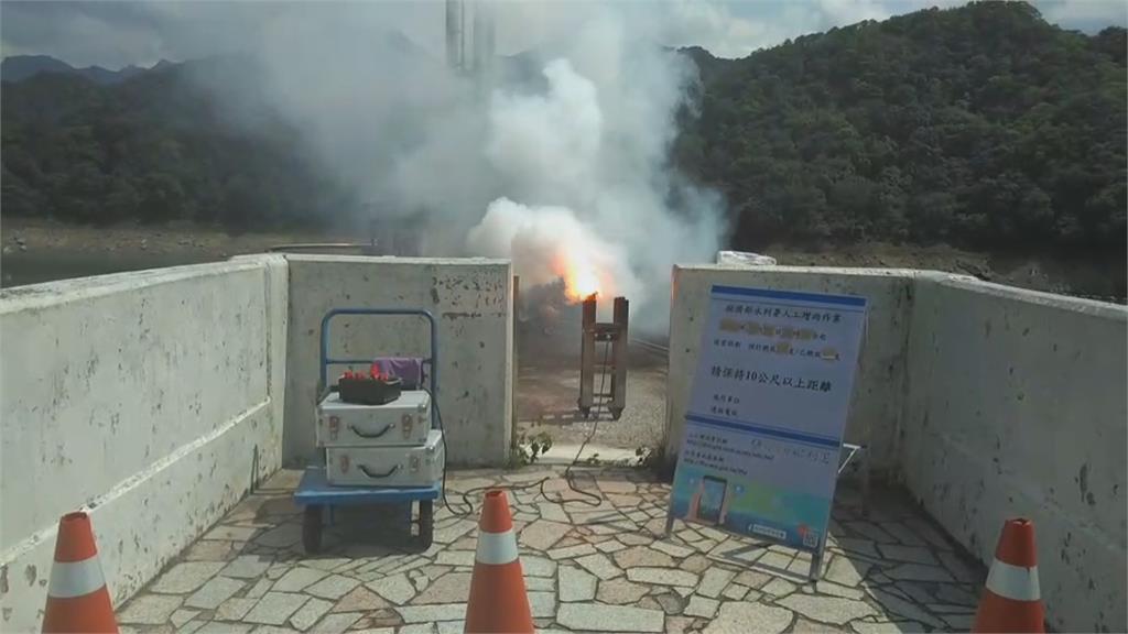 關島南方海面低壓帶 恐成第2號颱風「舒力基」