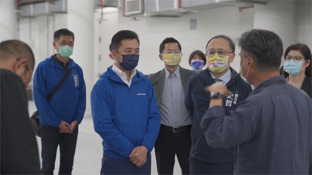 林智堅合體陳其邁 交流動物園改造計畫