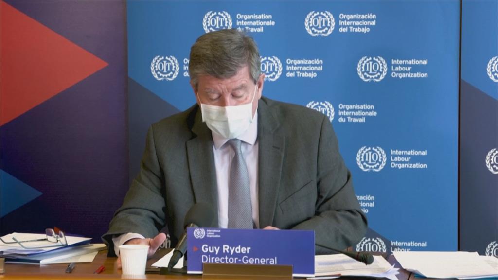 武肺衝擊全球經濟 去年全球工時大減約8.8%
