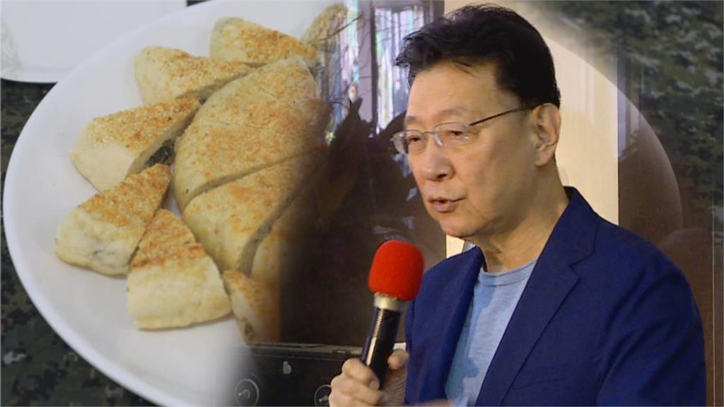 總統嗑「少康餅」引聯想 趙少康:大家都想吃