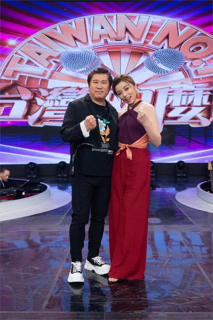 《台灣那麼旺》客語電台的主持人曾止妤來挑戰!偶像職棒選手藍寅倫私訊為麗小花加油