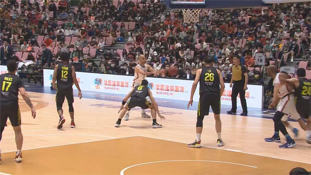 施晉堯變身MVP 季後挑戰賽第三場誰勝就聽牌