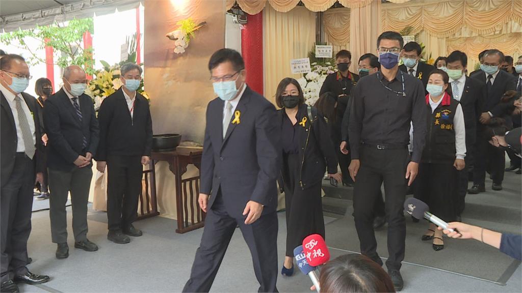 誰接交長? 林佳龍20日卸任交通部長 接替人選王國材、林右昌呼聲最高