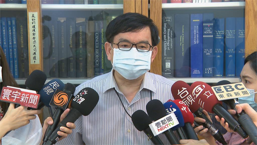 台灣非首度社區感染 李秉穎:去年曾發生十次