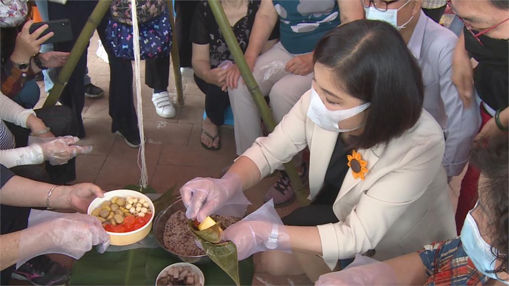 端午節新花樣!雲林力推創意「鳳梨肉粽」 預購熱烈