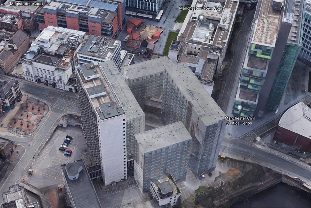 Google地圖有「詭」?驚現「4棟幽靈大樓」網秒嚇瘋:我也見過