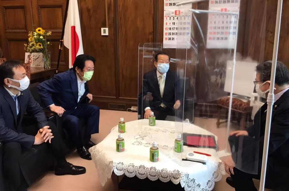 日本考慮再贈台疫苗?駐日代表謝長廷提5大變數:沒拿到手都不算