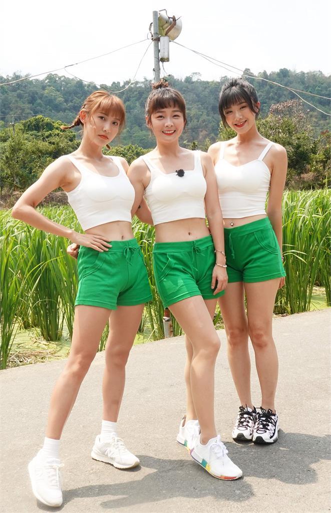 《綜藝新時代》浩角翔起組史上最醜康康舞團!醜到師妹籃籃教舞頻頻笑場