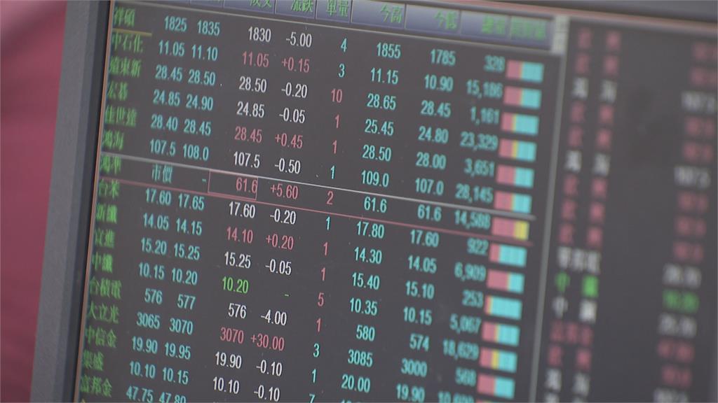 台股衝上15557點成交量3235億 再寫歷史新高