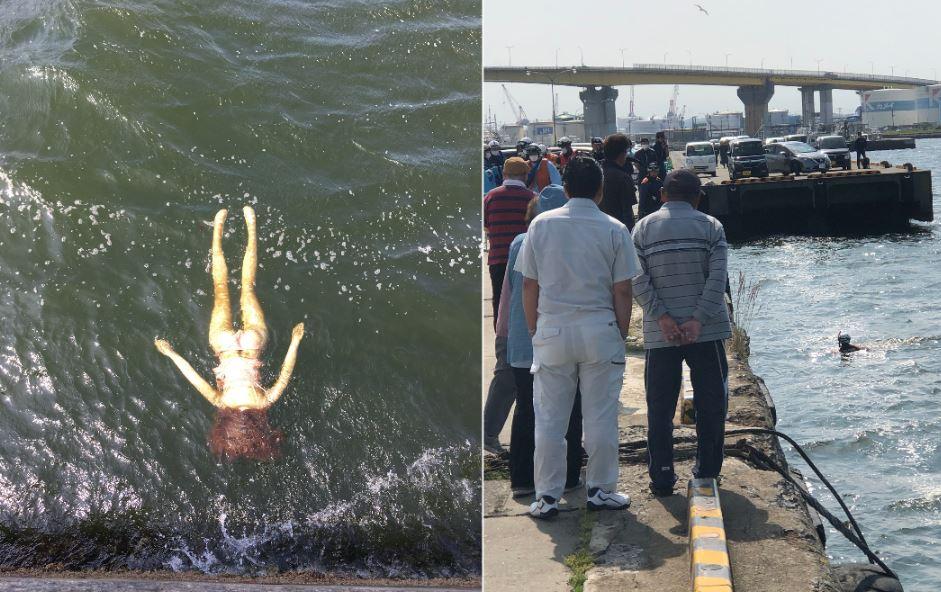 釣魚驚見全裸女浮屍…竟是真人比「情趣娃娃」警方:無法鎖定丟棄的人