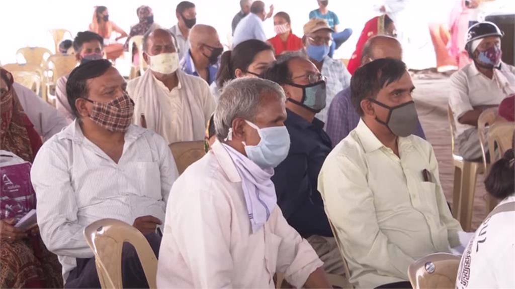 慘!武肺康復再染毛徽菌 印度患者挖眼治療
