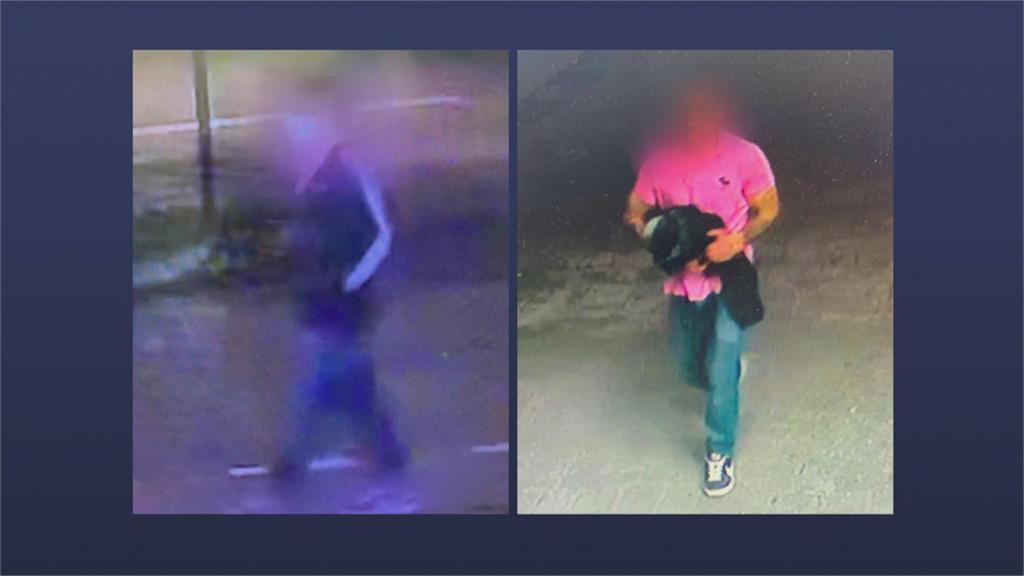 三峽台北大學校園搶案 夜間運動婦女遭搶包拖行