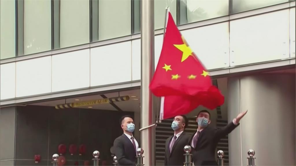 拒簽「一中承諾書」我駐港辦人員返台 邱太三:主權不容退讓