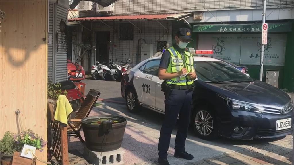 恐怖鄰居!醉酒拿刀砍人 老翁無辜遭砍傷!附近居民人心惶惶