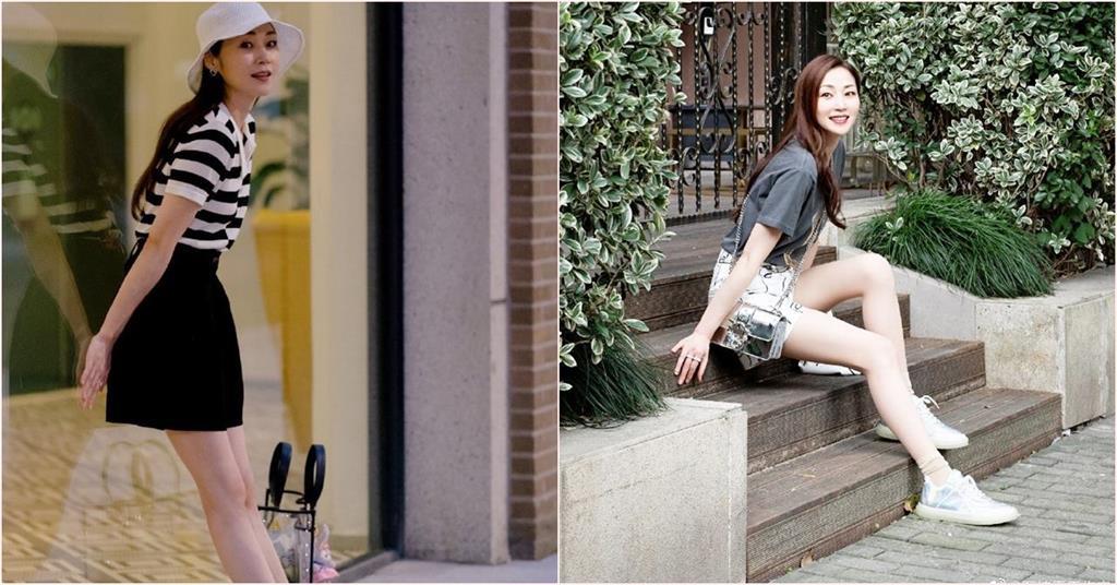 「香港第一美腿」萬綺雯曝6大凍齡祕訣 沐浴後這招讓她永保青春