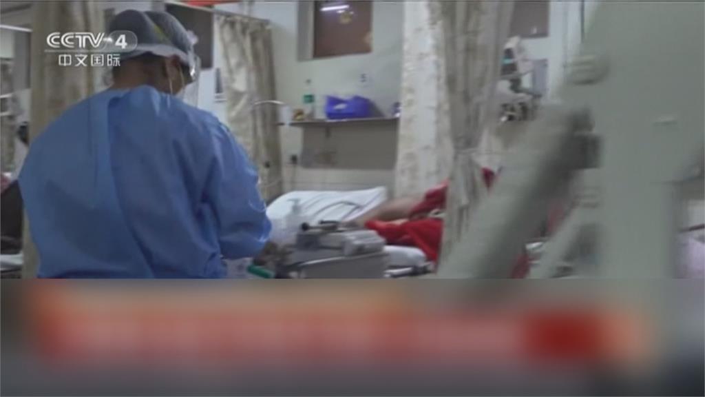 崩潰邊緣的印度!急需救援 單日逾41萬確診 第三波疫情又將起