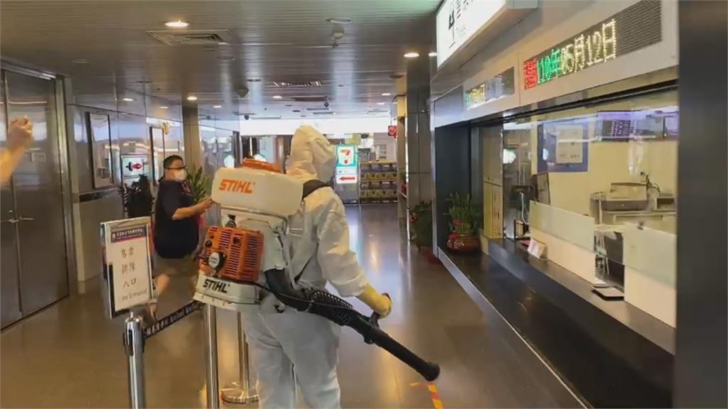 基隆傳確診全市大消毒疫情非常嚴重 陳時中:恐升至3級警戒