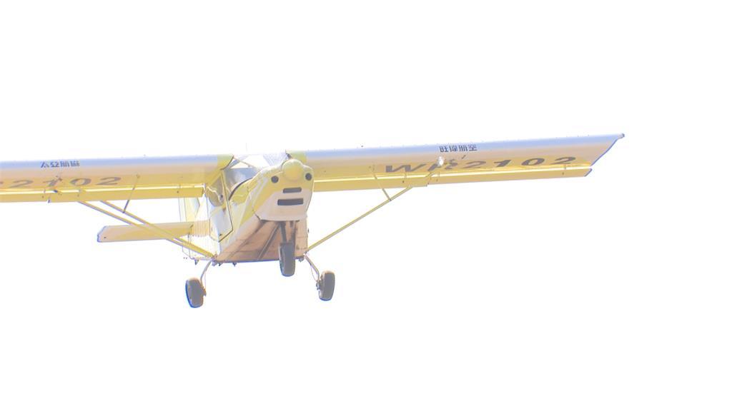 體驗自己開飛機!國內輕航機遊客增3成