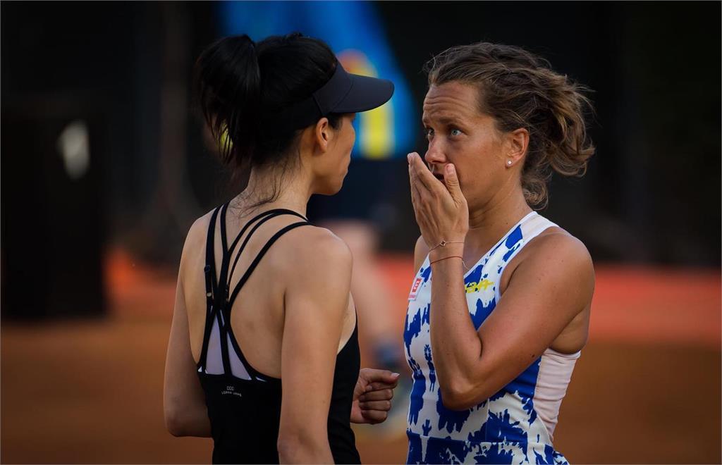 謝淑薇冠軍搭檔35歲史崔可娃宣布退休 決定邁向人生下半場!