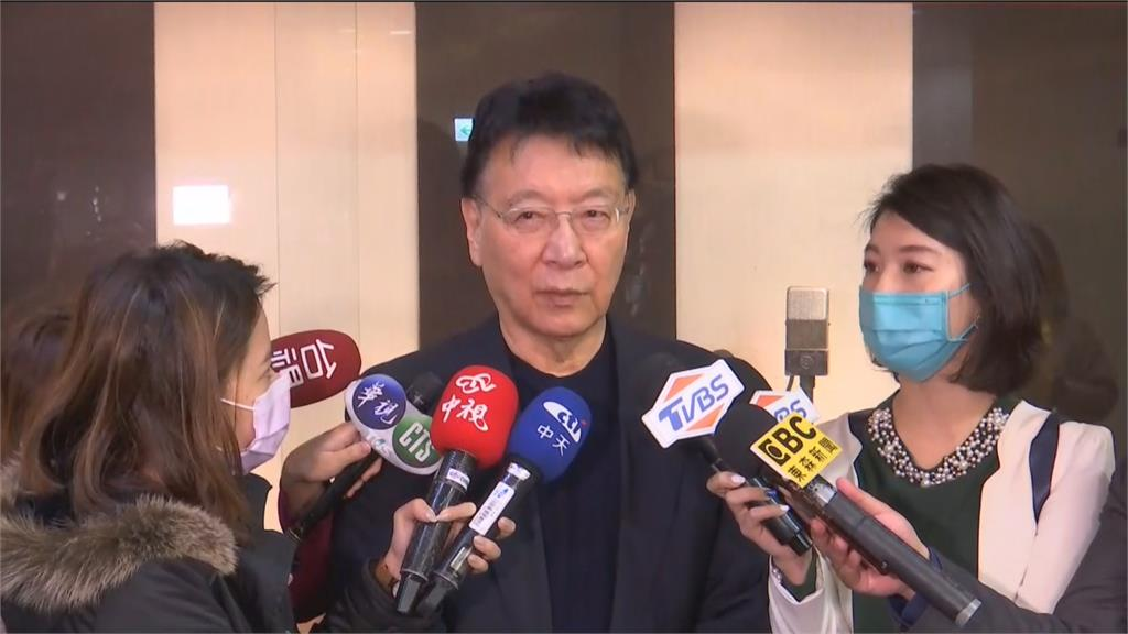 趙少康參選國民黨主席? NCC:當選得先出清中廣股份