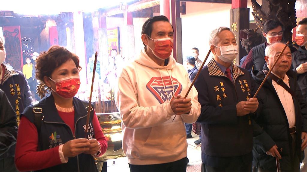 喊話蔡總統「接受中國疫苗」 馬英九要求:別再稱武漢肺炎