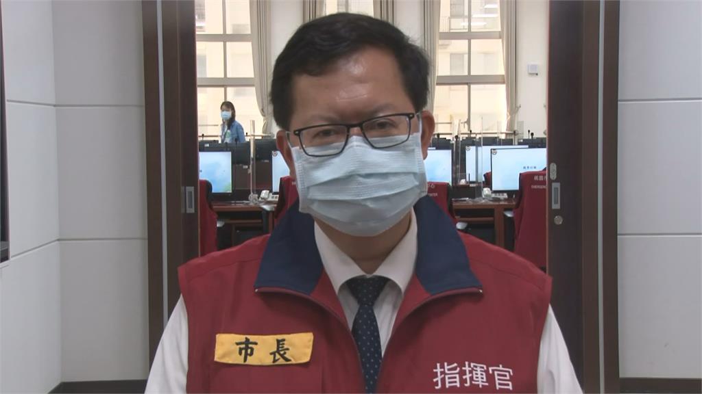 桃園7考生因居檢缺考 3考生發燒採備用試場