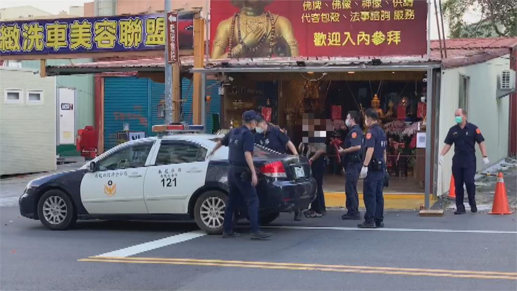 持槍上街嚇壞人!警全副武裝壓制 原來是瓦斯槍  觸社維法與槍砲條例重罪
