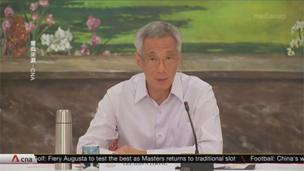 震撼星國!不接班李顯龍 副總理辭領導團隊
