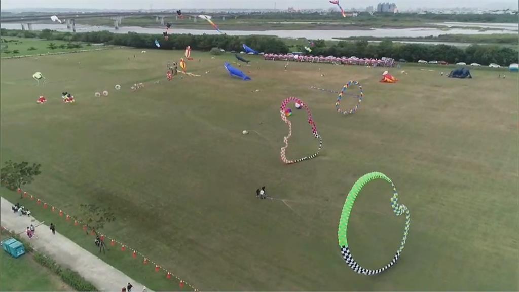 屬禁航區!屏東河濱公園竟出現飛行傘 縣府:向民航局舉發 最高可罰30萬