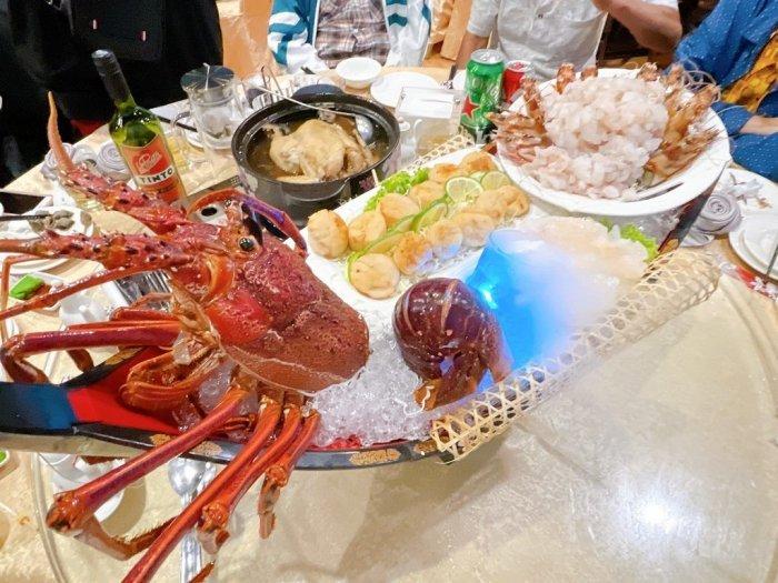史上最狂南部喜宴!比臉大黑鮑魚一人一個只是25道之一