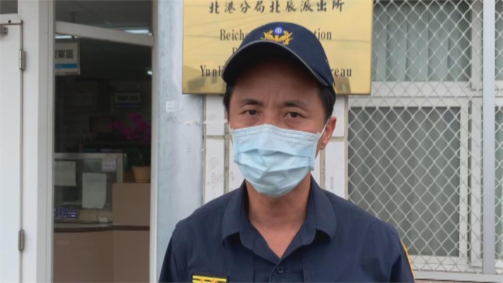 北港國寶泥塑 「倒水美人」失竊開貨車載回家...古物迷幹的!