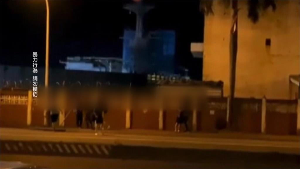 蘇澳營區門口士官群毆 脫衣扭打一人受傷送醫