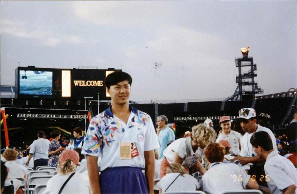 蝦米! 金曲獎歌王蕭煌奇竟然是奧運國手? 他參加的項目是.......