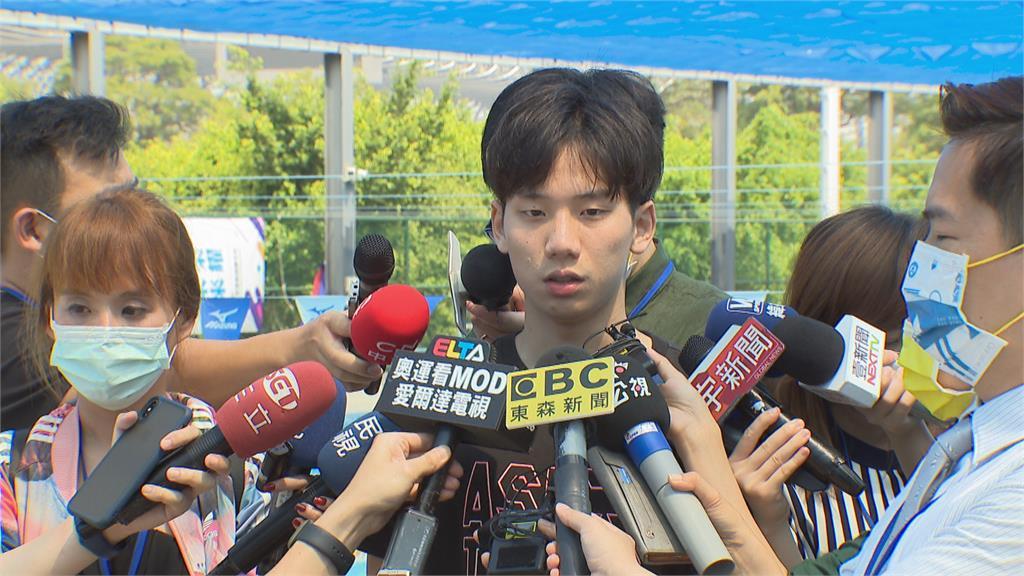 台灣「泳將雙王」王冠閎.王星皓 拚東奧前8強