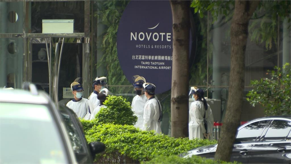 台灣首例防疫旅館群聚 諾富特「3破口」釀防疫危機