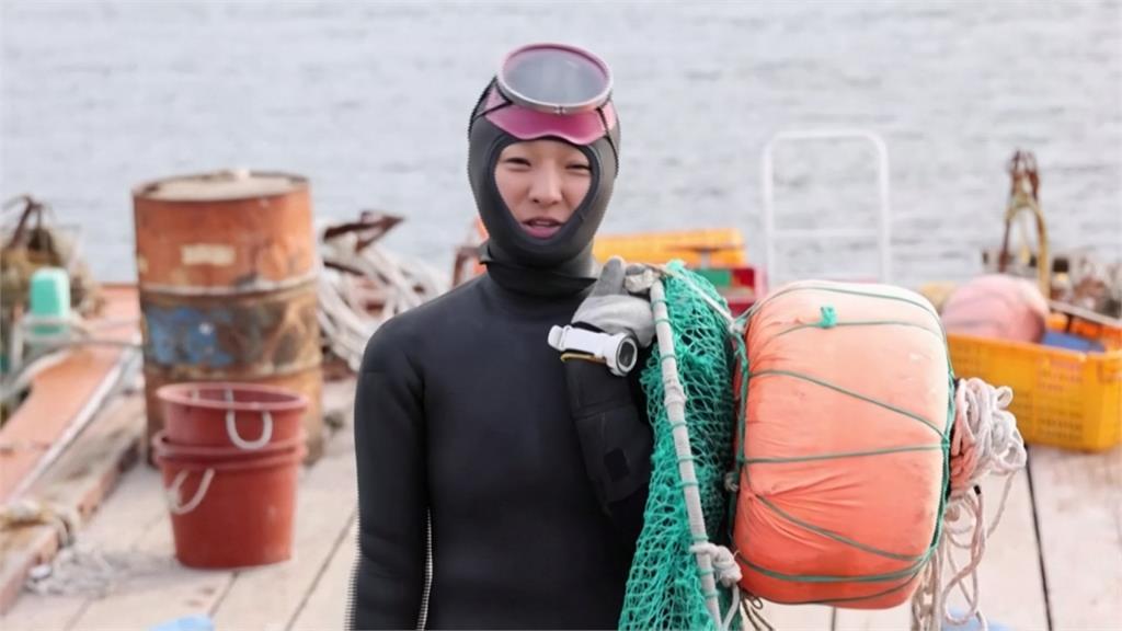 全球暖化造成收獲銳減 南韓海女恐消失?