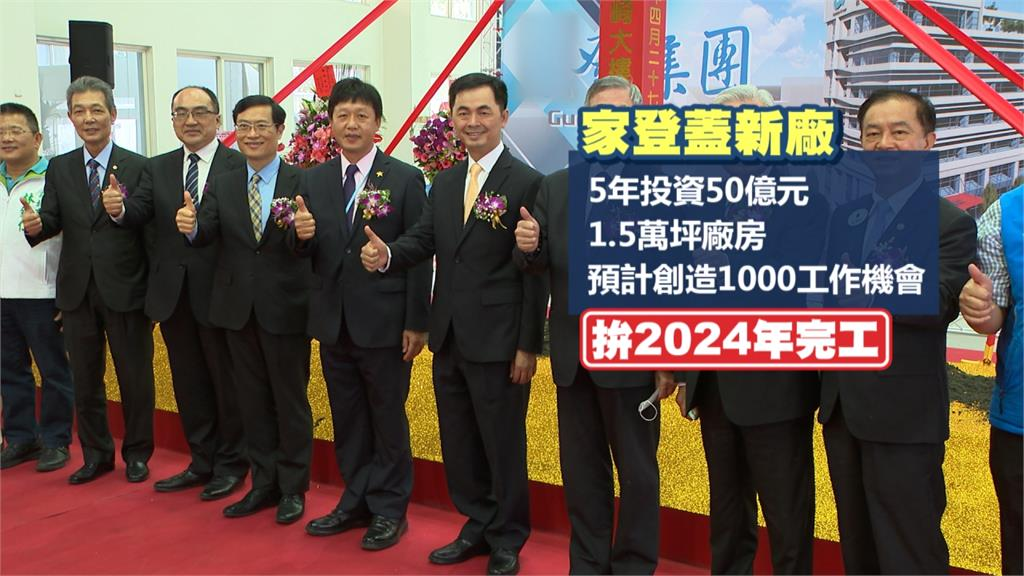 家登5年內50億增2新廠房 供台積電備援生產需求