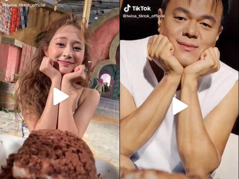 周子瑜搞笑模仿老闆JYP 本尊現身讓粉絲都嚇壞!