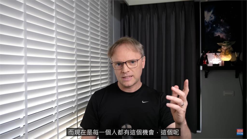 本土疫情大爆發!外籍教授籲:現在做好1件事台灣每1人都會是英雄
