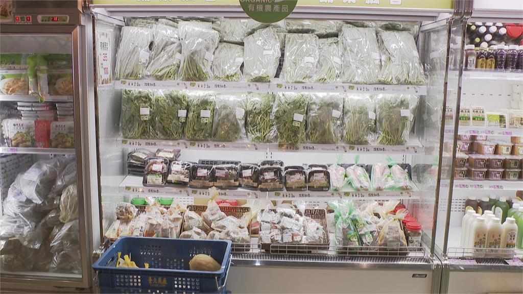 北農驚爆18人確診 外界憂心蔬果包裝  全聯:食材自產地源頭已包裝好